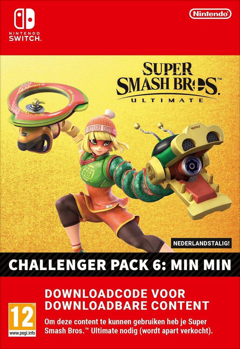 Super Smash Bros. Ultimate - Challenger Pack 6: Min Min - Nintendo Switch Download
