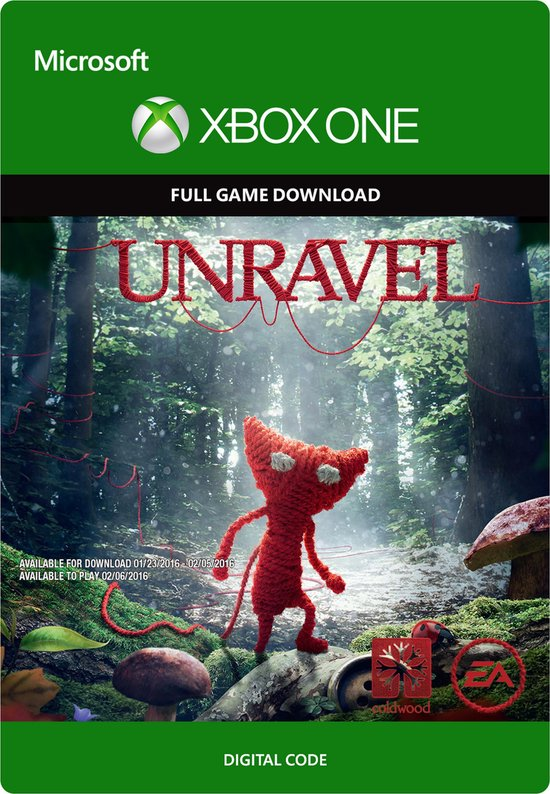 Unravel – Xbox One Download