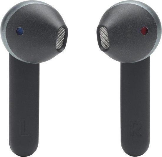 JBL Tune 225TWS Zwart - Volledig draadloze oordopjes
