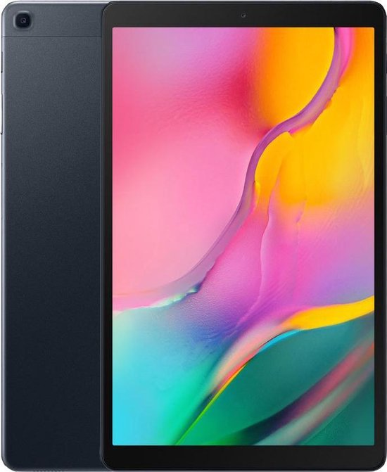 Samsung Galaxy Tab A 10.1 (2019) – 64GB – Zwart