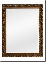 Spiegel Antonio Napoli Antiekgoud Buitenmaat 116x177cm