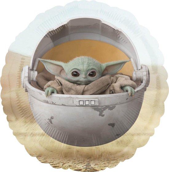 Star Wars Helium Ballon Mandalorian The Child 43cm leeg