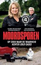 Boek cover Moordsporen van Jolande van der Graaf