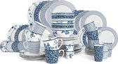Serviesset Laura Ashley Blueprint 8 persoons 64 delig