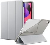 ESR Rebound Slim Apple iPad Air 2020 Hoes Tri-Fold Book Case Grijs