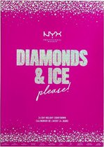 NYX Professional Makeup - Adventskalender + GOessentials Cadeau!
