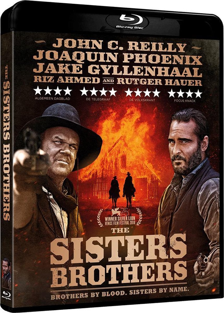 The Sisters Brothers (Blu-ray) - Movie