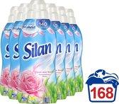 Bol.com-Silan Passie voor Rozen Wasverzachter - Voordeelverpakking - 6 x 28 wasbeurten-aanbieding