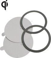 iSetchi Magneetringen Set voor Telefoonhouder Met Draadloos Opladen
