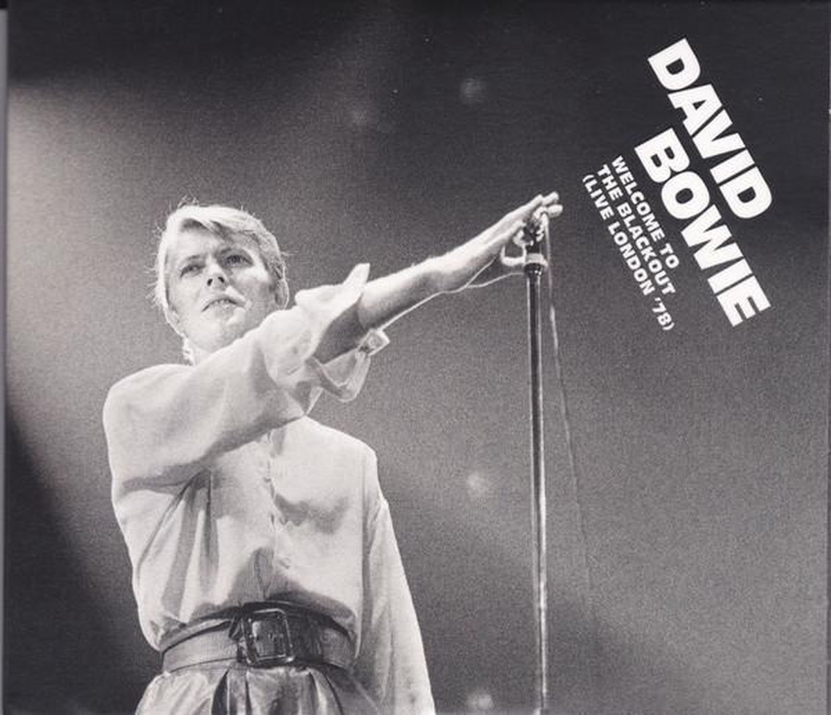 Welcome To The Blackout - David Bowie
