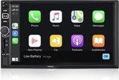 5. 2 Din Auto Radio - Apple CarPlay - Android Auto - Bluetooth - Navigatie - Touch Screen