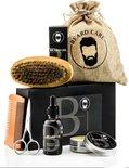 LB Products™ - Baardverzorging set Producten - Perfect Rituals - Baard groei - 7 delig