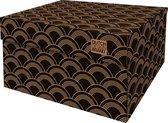 Dutch Design Brand - Dutch Design Storage Box - Opbergdoos - Retro - Vinyl