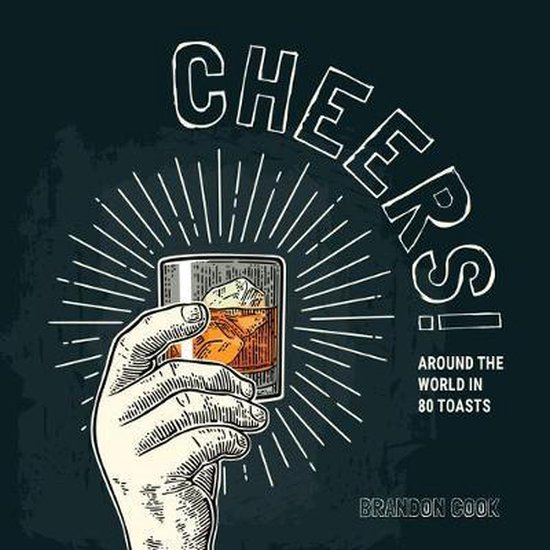Boek cover Cheers! van Brandon Cook (Hardcover)