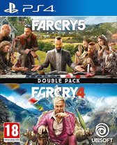 Far Cry 5 + Far Cry 4 (Double Pack)