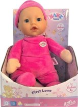 Baby Born First Love pop roze