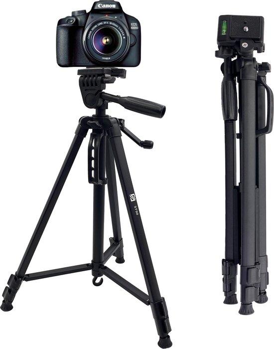 SEFID® ST90 Camera en telefoon statief - Smartphone tripod met houder iphone...