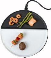 Bourgini Chef's Dinner Party - - Uitbreidingsset - gourmet - bakplaat