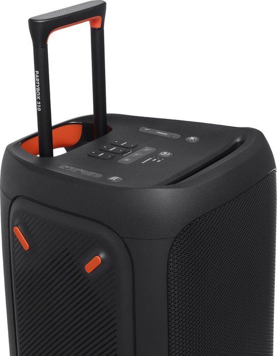 JBL Party Box 310 Zwart - Bluetooth Party Speaker