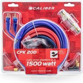 Caliber CPK20D - Kabelset 20mm - 1500Watt