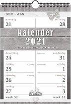 Afbeelding van Hobbit Spiraalkalender 2-weeks D1 2021 - 30x21cm