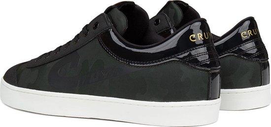 Cruyff Sneakers - Maat 42 - Mannen - donker groen/zwart