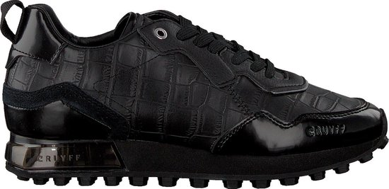 Cruyff Classics Heren Lage sneakers Superbia - Zwart - Maat 39