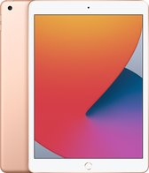 Apple iPad (2020) - 10.2 inch - WiFi - 32GB -  Goud