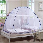 Rovary Klamboe Tent inclusief opbergzak 180x200cm - Wit