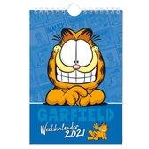 Weekkalender - 2021 - Garfield