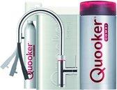Quooker® Combi Plus Cube - Flex - Kokend Water Kraan