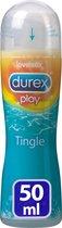 Durex Glijmiddel Play Tingle - waterbasis - 50ml