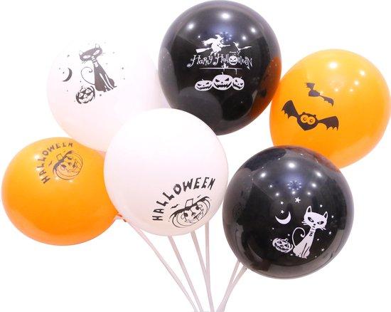 50 stuks  Halloween Ballonnen MagieQ Feest|Party|Decoratie|versiering