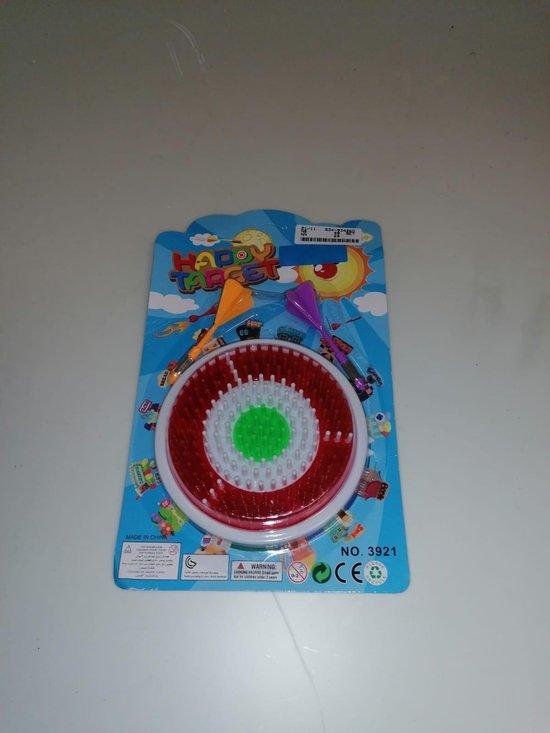 Afbeelding van het spel Kinderen dart set met 2 pijlen