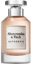 Abercrombie & Fitch - Authentic eau de parfum spray 100 ml