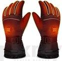 PIXMY® - Verwarmde Handschoenen - 3.7V 3500mAh Oplaadbare Batterij Maat L- 3 Warmte standen – Winter Handschoenen Heren Dames – Motor handschoenen – Scooter handschoenen