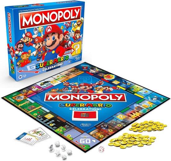 Thumbnail van een extra afbeelding van het spel Super Mario Celebration Monopoly met geluid