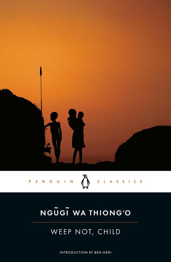 Boek cover Weep Not, Child van Ngugi Wa ThiongO (Paperback)