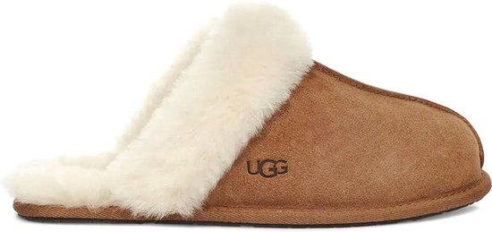 UGG Scuffette II Dames Sloffen - Chestnut - Maat 40