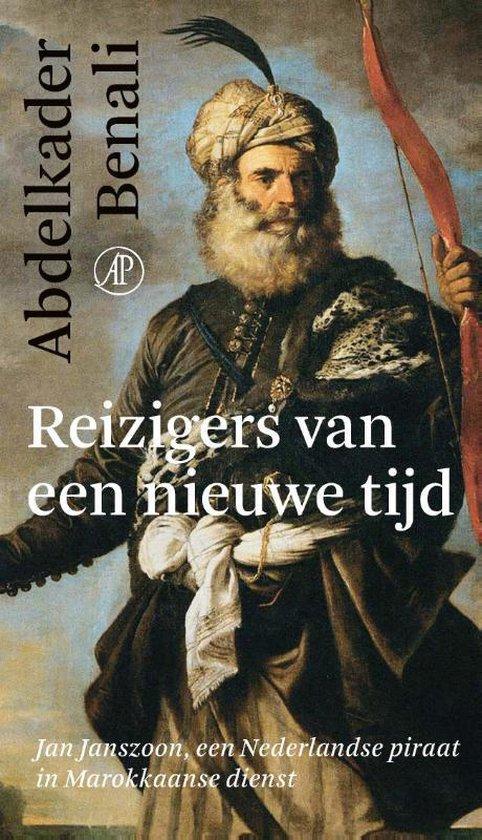 Boek cover Reizigers van een nieuwe tijd van Abdelkader Benali (Paperback)