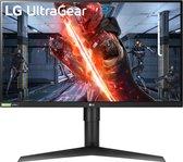 LG 27GN750 Ultragear - Full HD IPS Gaming Monitor - 240hz - 27 inch