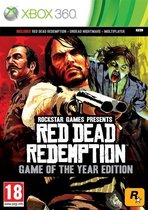 Red Dead Redemption - Game Of The Year Edition - Xbox 360 (Compatible met Xbox One)