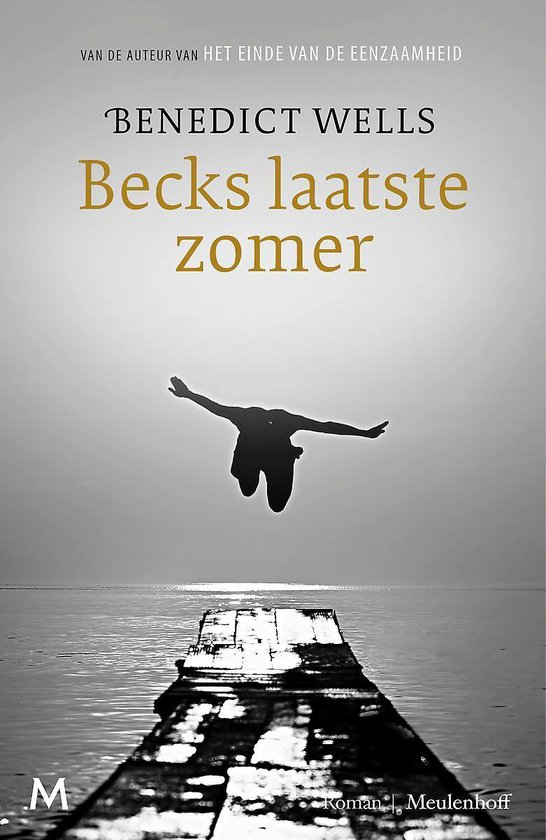 Boek cover Becks laatste zomer van Benedict Wells (Paperback)