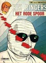Rik Ringers: 024 Het rode Spoor