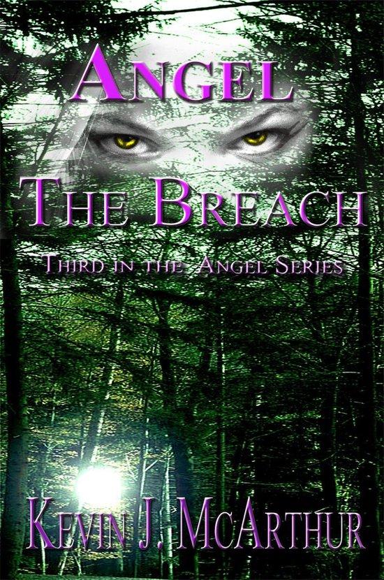 Omslag van Angel: The Breach