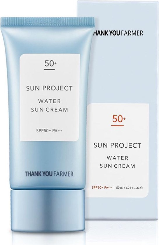 Thank You Farmer Sun Project Water Sun Cream SPF50+ PA+++ 50 ml