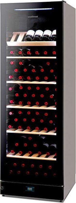 Koelkast: Vestfrost Solutions WFG185A+ - Wijnkoelkast - 197 flessen, van het merk Vestfrost Solutions