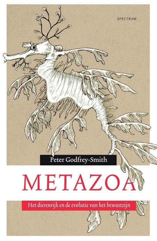 Boek cover Metazoa van Peter Godfrey Smith (Onbekend)