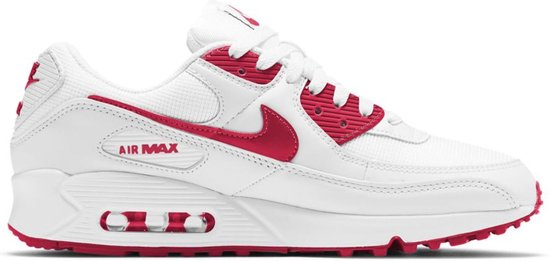 Nike Air Max 90 (Hyper-Red) - Maat 44.5