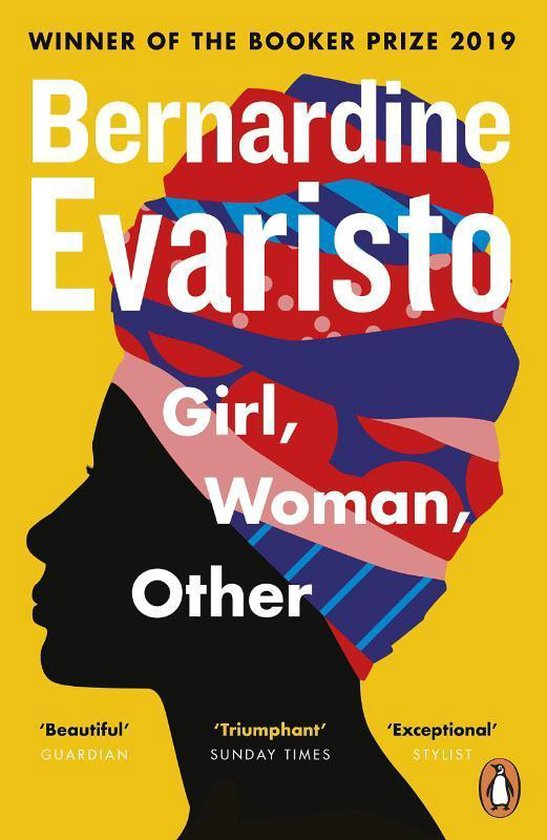 Boek cover Girl, Woman, Other van Bernardine Evaristo (Paperback)